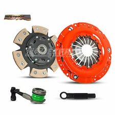 CLUTCH AND CONCENTRIC SLAVE KIT BAHNHOF STAGE 3 FOR 02-06 SATURN VUE 2.2L 4CYL