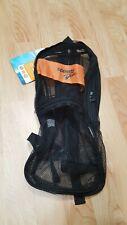 Unisex Speedo Dive Orange & Black Mesh Carry Bag EUC Mesh Bookbag