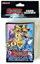 YuGiOh The Dark Side Of Dimensions Card Sleeves (50) - Brand New & Sealed