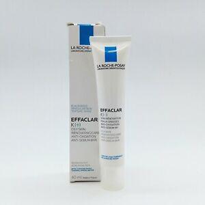 La Roche-Posay Effaclar K(+)  Moisturiser 40ml EXP 06/22 - NEW DAMAGED BOX