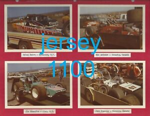 Race Car Color Scans, 1974 Oswego Speedway
