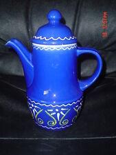 Waku di Germania Royal Blue Retro CAFFETTIERA