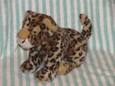 "14"" Leopard Stuffed Animal Wild Adventures Jungle Cat Kitten Plush Stuffed"