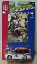Fleer Washington Redskins Clinton Portis Cadillac Escalade 1/64 collectible NFL