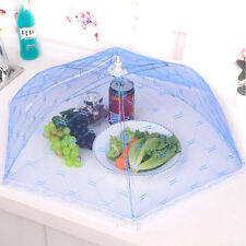 Pop UpProtective Food Cake BBQ Covers Insect Folding Mesh Umbrella Covers Nets