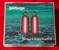 Garbage The Trick Is To Keep Breathing cd single EU Shirley sexy Manson