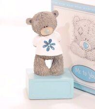 Me To You Tatty Teddy Bear Collectors Figurine - LOT OF LOVE# 2006CBGL rare