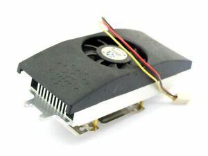 Intel Pentium Slot 1 SECC2 PentAlpha CPU 3-Pin Fan Cooler Processor 137x54x32