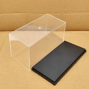 Motorcycle Car Model Acrylic Case Display box Transparent Dustproof  Gift Boxes