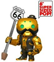 "Overwatch - B.O.B. Metallic US Exclusive 6"" Pop! Vinyl [RS]-FUN45339-FUNKO"