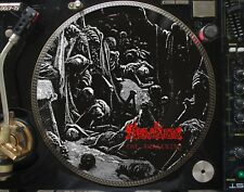 "Merciless  ‎– The Awakening Ultra Rare 12"" Picture Disc Promo Single Japan LP"