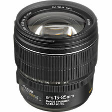 Canon EF-S 15-85 mm F/3.5-5.6 IS USM Objektiv