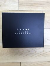 Prada Luna Rossa Empty Box Only