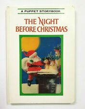The Night Before Christmas, 1969, A Puppet Storybook