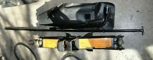 2000-2004 Nissan Frontier 4 Door OEM Jack and Tool Kit  USED