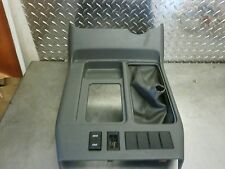 98-02 ISUZU TROOPER CENTER CONSOLE A.T. 4WD SHIFTER BEZEL SURROUND FRONT HALF