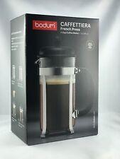 BODUM Kaffeebereiter Caffettiera 1 L schwarz