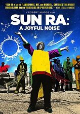 SUN RA A Joyful Noise DVD NEW .cp