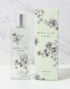 Pacsun Green Nollie 1.7 oz. Womens Perfume (New In Box)