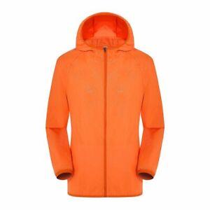 Waterproof Windproof Rain Coat Cycling Jackets Sports Running Jersey Ultra-Light