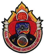"""Space Above and Beyond TV Series Damage Control 5"""" Tall Patch"""