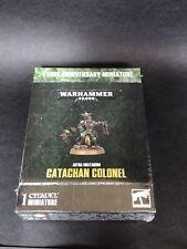 Astra Militarum Catachan Colonel - Games Workshop Promo Edizione limitata
