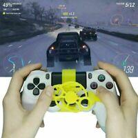 Für Sony PS4 Playstation 4Konsole Racing-Game Mini Lenkrad-Controller Ersatz Neu