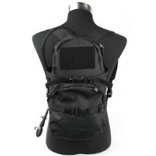 TMC MBSS MAP Assault Hydration Backpack  (Black)
