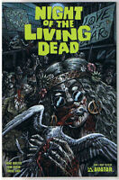 NIGHT of the LIVING DEAD #1, NM+, Zombies, Wrap, 2010, undead, more in store