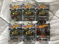 NEW HOT WHEELS HOLIDAY 2019 CHRISTMAS CARS WITH 2020 NEW YEAR CAR ( SET OF 6 )