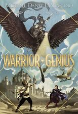 Warrior Genius by Michael Dante DiMartino (ARC Paperback) IN STOCK