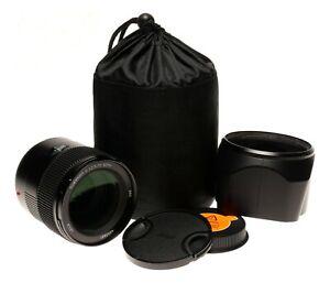 Leica Summarit-S 1:2.5/70 Asph. E82 camera lens caps 11055 f=70mm