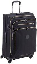 Kipling Youri Spin 68 4 Wheeled Trolley Suitcase  K11854A30 Black Drop RRP £185