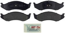 For Jeep Wrangler Grand Cherokee TJ Front Blue Disc Brake Pads Bosch BE477