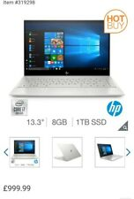 "HP Envy 13-AQ1008na 13.3"" Notebook 8GB RAM £999.99"