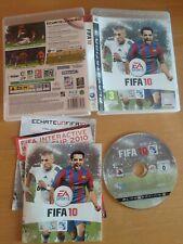 FIFA 10 Sports juego original play3 play station 3