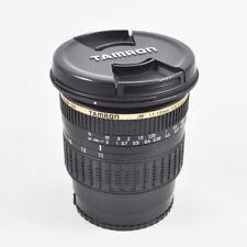 Tamron Sp A13 11-18 MM F/ 4.5-5.6 Ld Di-Ii Aspherical Af If Lens sony Alpha