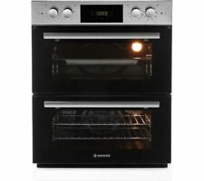 Hoover HDO8442X Electric Built-under Double Oven-Stainless Steel CK645