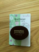 Justrite Wood Stamper