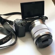 Sony NEX-5R Digital SLR (Black) - Near Perfect Condition with extras!