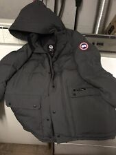 canada goose jacket men xl