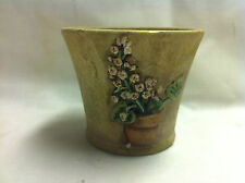 PARTYLITE Teracotta Flower Pot