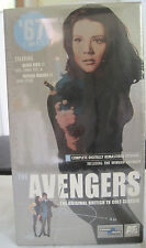 THE AVENGERS - '67 - SET 1  VHS 3-VIDEO TAPE BOX SET - BRAND NEW