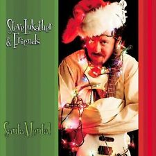 FREE US SHIP. on ANY 3+ CDs! NEW CD Lukather, Steve: Santamental