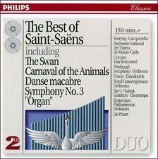 SZERYNG  HENRYK - THE BEST OF SAINT-SAENS - 2CD - NEW