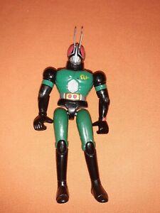 1995 Bandai Beetleborgs Masked Rider Super Green & Black Action Figure