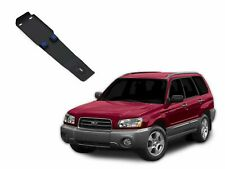 DIFFERENTIAL GUARD SKID PLATE UNDERTRAY BLACK STEEL FOR SUBARU FORESTER 2003-08