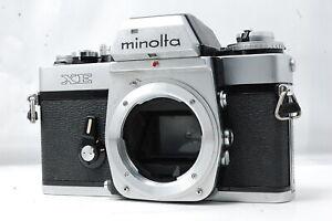 Minolta XE 35mm SLR Film Camera Body Only  SN1067567