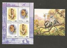 Monkeys Asian Stamps