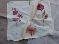 Prestigious Textiles Floral 100% Silk Craft Fabrics
